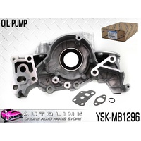 YSK OIL PUMP FOR MITSUBISHI STARWAGON WA 6G72 3.0L V6 1994-1997 YSK-MB1296