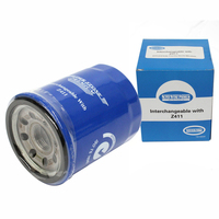OIL FILTER Z411SS FOR KIA RIO 1.5lt 2000-2005 / CARNIVAL VAN 2.5lt V6 99-06