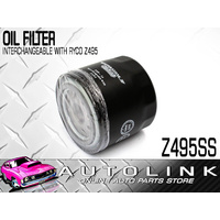 OIL FILTER Z495SS TO SUIT SUBARU IMPREZA 1.6lt 1.8lt 2.0lt 2.5lt 1993 - 2007