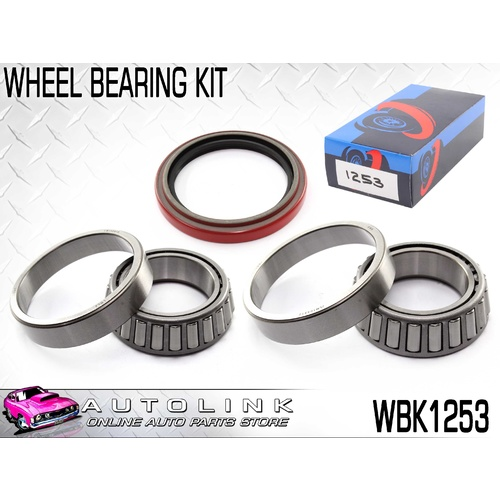 FRONT WHEEL BEARING KIT FOR TOYOTA 4 RUNNER DYNA HI LUX 4WD TORSION BAR IFS 85-05